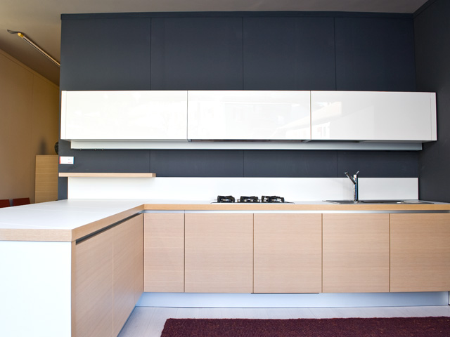 Stunning Cucina In Rovere Sbiancato Contemporary - Ideas & Design ...